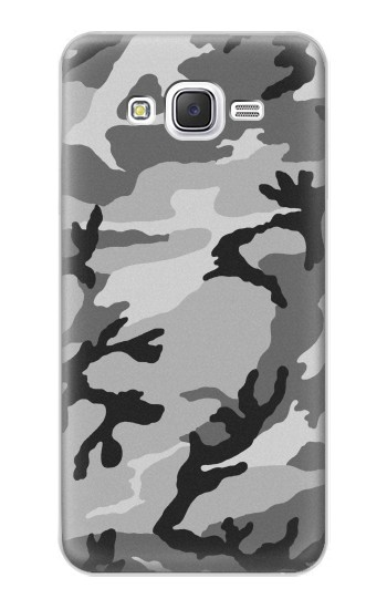 Printed Snow Camo Camouflage Graphic Printed Samsung Galaxy J5 Case