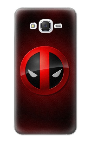Printed Deadpool Samsung Galaxy J5 Case