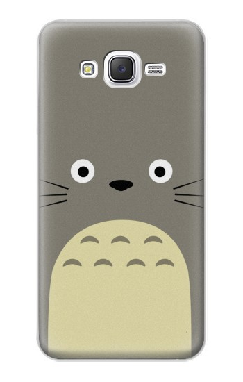 Printed My Neighbor Totoro Minimalist Samsung Galaxy J5 Case