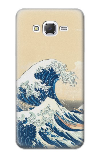 Printed Under the Wave off Kanagawa Samsung Galaxy J5 Case