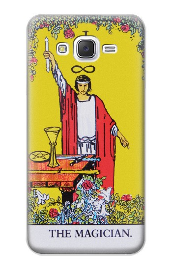 Printed Tarot Card The Magician Samsung Galaxy J5 Case