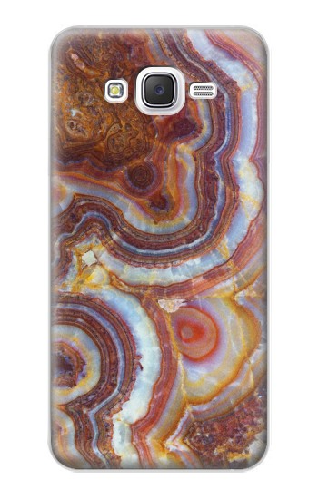Printed Colored Marble Texture Printed Samsung Galaxy J5 Case