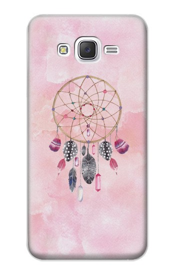 Printed Dreamcatcher Watercolor Painting Samsung Galaxy J5 Case