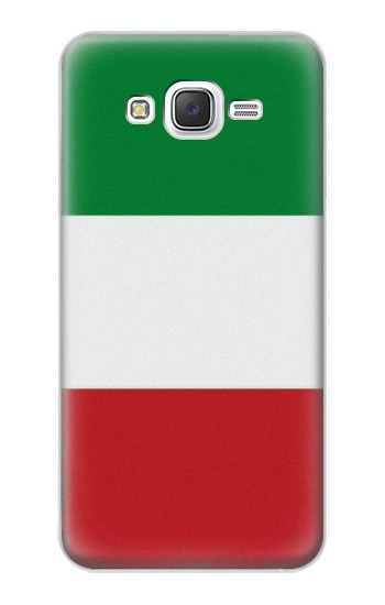 Printed Flag of Italy and Mexico Samsung Galaxy J5 Case