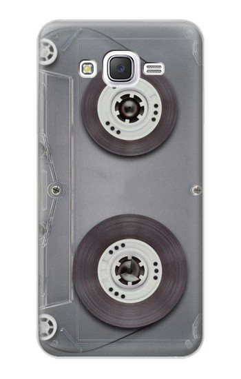 Printed Cassette Tape Samsung Galaxy J5 Case