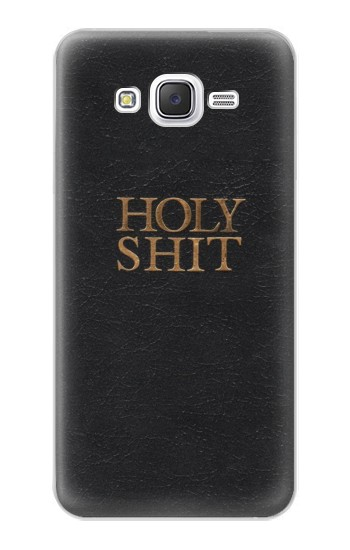 Printed Funny Holy Shit Samsung Galaxy J5 Case