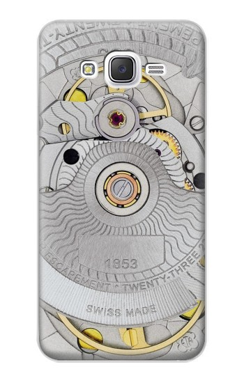 Printed Inside Watch Samsung Galaxy J5 Case