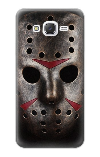 Printed Jason Mask Samsung Galaxy J5 Case