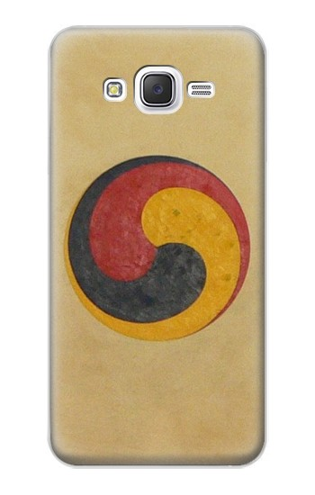 Printed Korean Traditional Drum Samsung Galaxy J5 Case