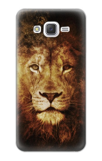 Printed Lion Samsung Galaxy J5 Case