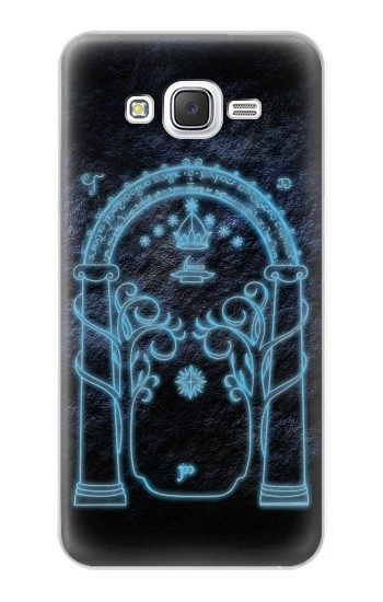 Printed Lord of The Rings Mines of Moria Gate Samsung Galaxy J5 Case