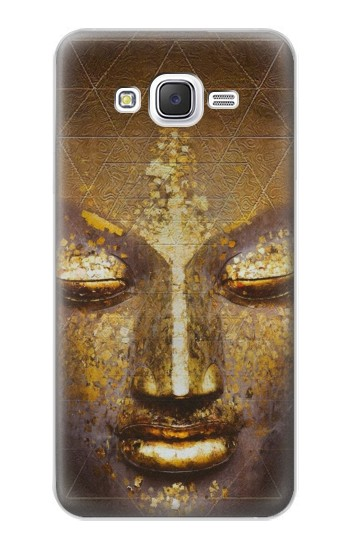 Printed Magical Yantra Buddha Face Samsung Galaxy J5 Case