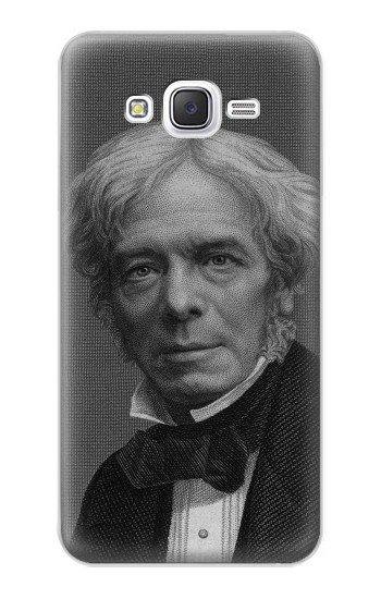 Printed Michael Faraday Samsung Galaxy J5 Case