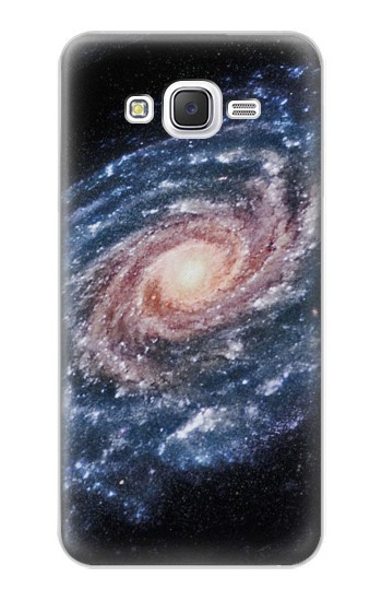 Printed Milky Way Galaxy Samsung Galaxy J5 Case