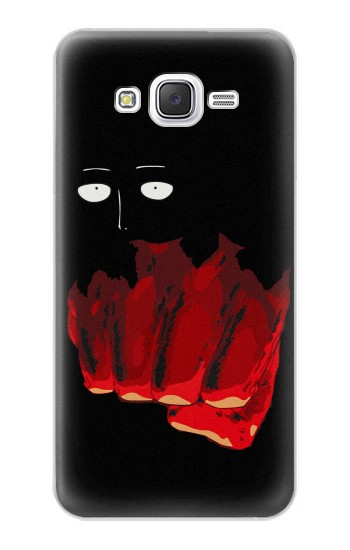 Printed One Punch Man Fight Samsung Galaxy J5 Case