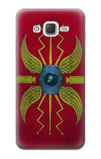Printed Roman Shield Scutum Samsung Galaxy J5 Case