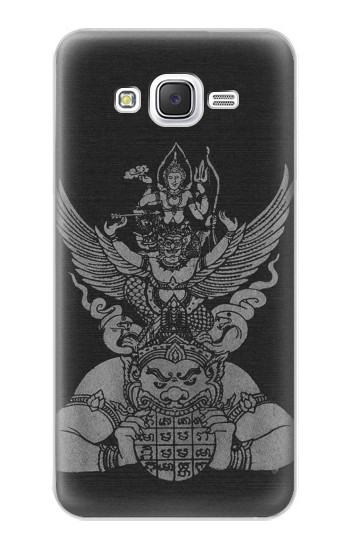 Printed Sak Yant Rama Tattoo Samsung Galaxy J5 Case