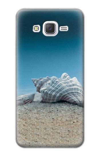 Printed Sea Shells Under the Sea Samsung Galaxy J5 Case