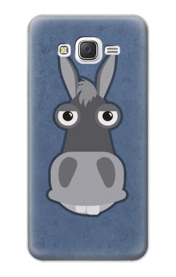 Printed Donkey Cartoon Samsung Galaxy J5 Case