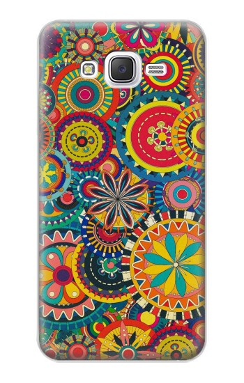 Printed Colorful Pattern Samsung Galaxy J5 Case
