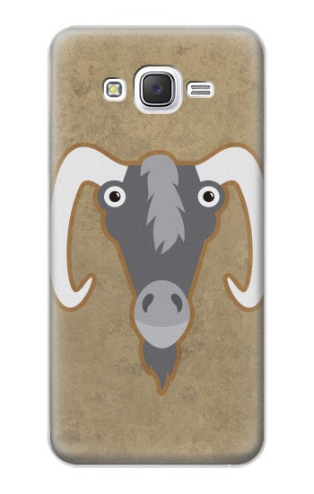 Printed Goat Cartoon Samsung Galaxy J5 Case