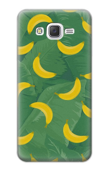Printed Banana Fruit Pattern Samsung Galaxy J5 Case