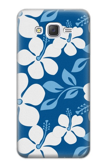 Printed Hawaii Blue Pattern Samsung Galaxy J5 Case