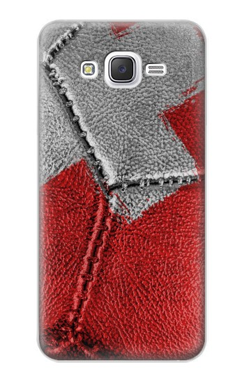 Printed Switzerland Flag Vintage Football 2018 Samsung Galaxy J5 Case