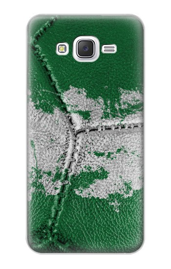 Printed Nigeria Flag Vintage Football 2018 Samsung Galaxy J5 Case