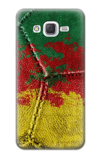 Printed Senegal Flag Vintage Football 2018 Samsung Galaxy J5 Case