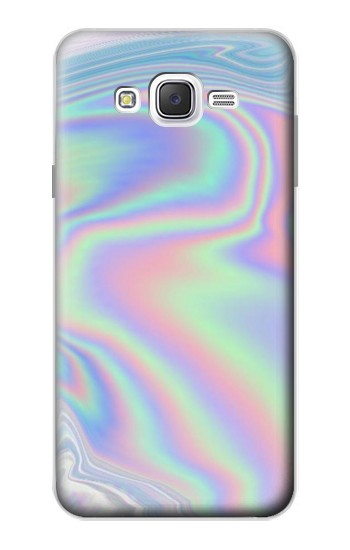 Printed Pastel Holographic Photo Printed Samsung Galaxy J7 Case