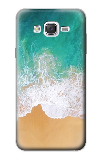 Printed Sea Beach Samsung Galaxy J7 Case