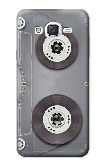 Printed Cassette Tape Samsung Galaxy J7 Case