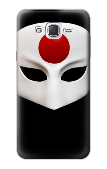 Printed Japan Katana Mask Samsung Galaxy J7 Case