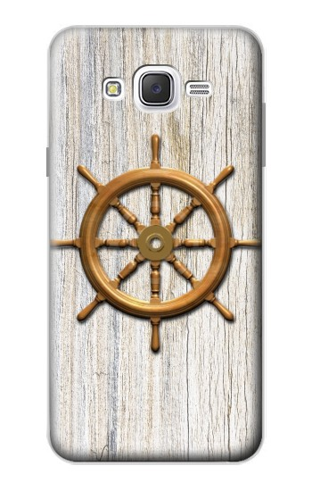 Printed Steering Wheel Ship Samsung Galaxy J7 Case