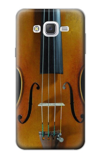 Printed Violin Samsung Galaxy J7 Case