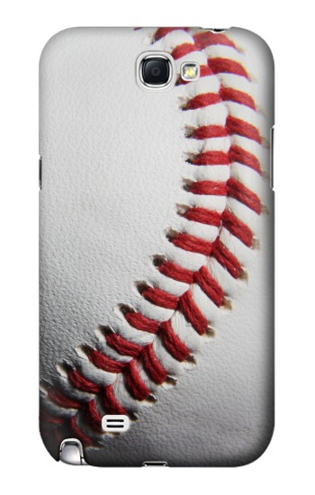 Printed New Baseball Samsung Note 2 Case
