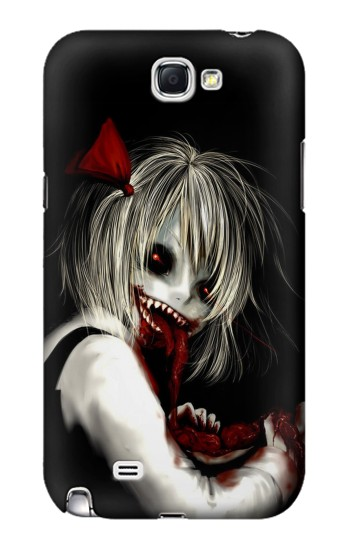 Printed Creepypasta Creepy Pasta Samsung Note 2 Case