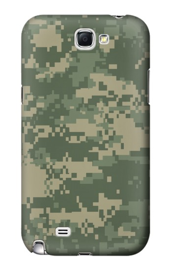 Printed Digital Camo Camouflage Graphic Printed Samsung Note 2 Case