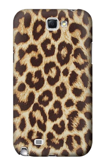 Printed Leopard Pattern Graphic Printed Samsung Note 2 Case
