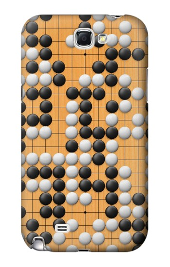 Printed Go Strategy Board Game Samsung Note 2 Case