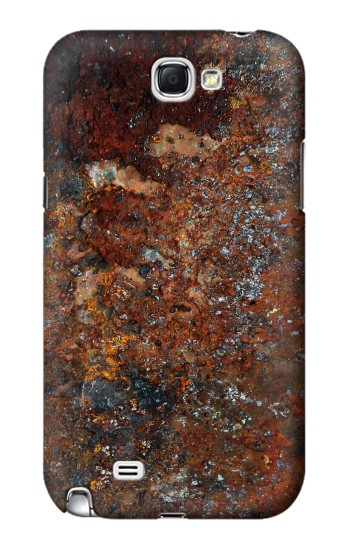 Printed Rust Steel Texture Samsung Note 2 Case