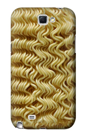 Printed Instant Noodles Samsung Note 2 Case