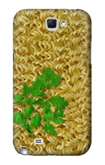 Printed Instant Noodle Samsung Note 2 Case