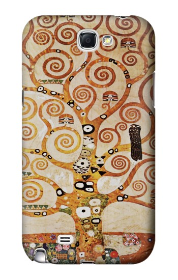 Printed The Tree of Life Gustav Klimt Samsung Note 2 Case