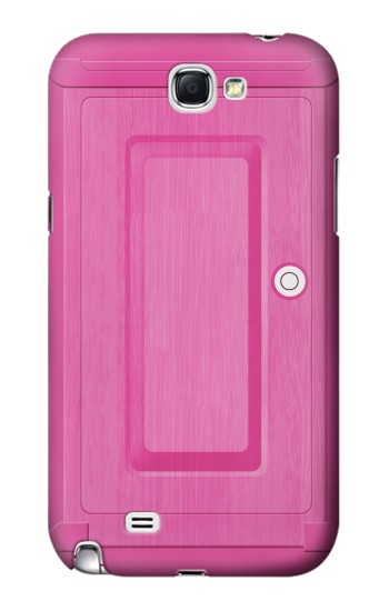 Printed Anywhere Door Samsung Note 2 Case