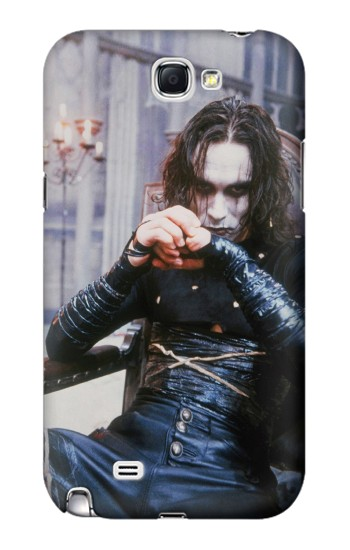 Printed The Crow Brandon Lee Samsung Note 2 Case