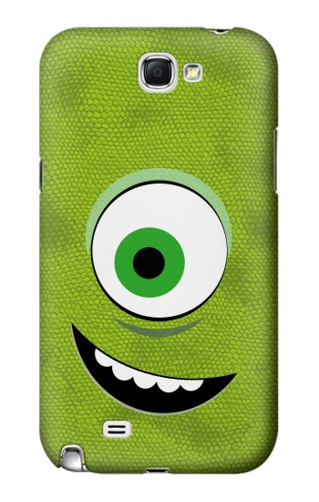 Printed One Eye Monster Samsung Note 2 Case