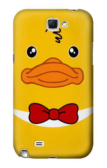 Printed Yellow Duck Samsung Note 2 Case