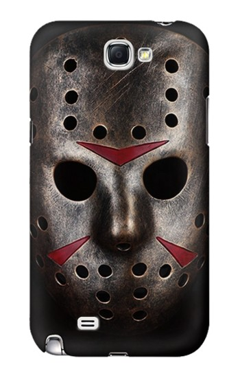 Printed Jason Mask Samsung Note 2 Case